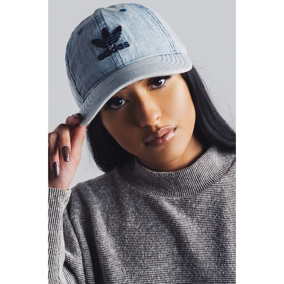 adidas Accessories - Adidas Denim Hat 9c0e7fef057
